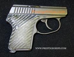SEECAMP LWS Tactical Silver Metallic CF Mounted