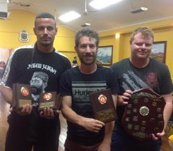 Div 1A Champions