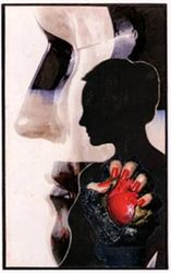 "May 3, 2006: Collage #40:  "" Clenched Heart"""