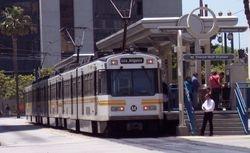 The Platform on East 1st Street