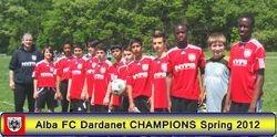 Alba FC Dardanet U-13