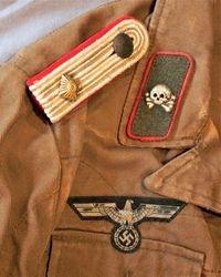 StuG. Battery Fuhrer, France 1944: