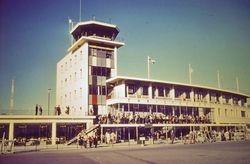 Christchurch International Airport 1956