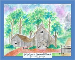 St. Stephen's Episcopal, Columbia, MS