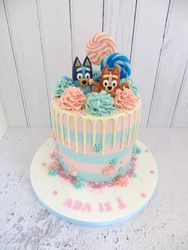 Ada's First Birthday Cake