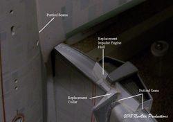 Impulse Engine/Dorsal Repair - 2