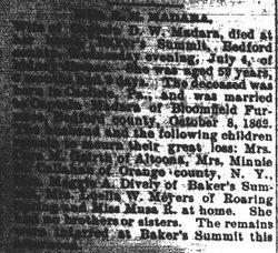 Madara, Mrs. D. W. 1894