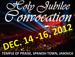 Holy Jubilee Convocation 2012