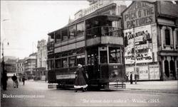 Walsall. 1912.