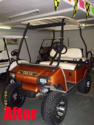 2004 Club Car After