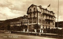 Hotell Olympia 1934