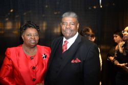 Mentor of the Founder, Pastor Ray and Lady Porterfield