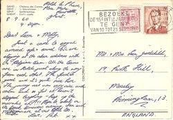 1960 - Wetteren, Belgium