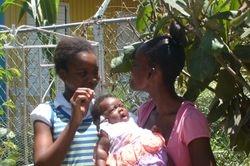 2010 Barbaras village baby
