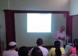 Exitosa charla sobre #Bipolaridad 2014.