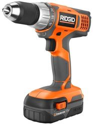ridgid cordless drills