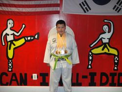 06-03-2012 Championship,  Vladimir Lee  1 st place  Forms , 1 st place Breaking , 1 st place Weapons , 2 nd place Fighting