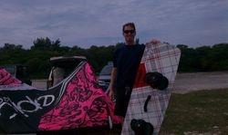 Brian -  Kiss The Sky Kiteboarding