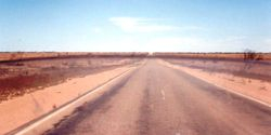 The Ninety Mile Straight on the way to the 1998 AGM Bunbury - Mar 1998 - Mar 1998