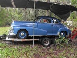 24.48 Pontiac Silver Streak 2 Door Coupe