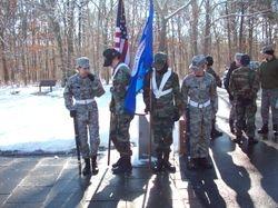 Long Island Group Color Guard