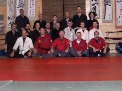 Shizenden Ryu Hombu Seminar 2011