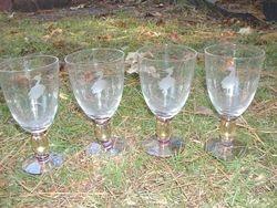White Ibis Glasses