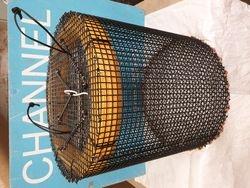 floating live bait cage