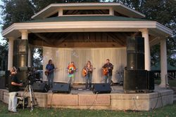 Fling at the Springs Festival, Enid OK, 2010.