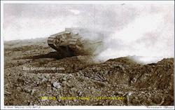 Tanks. c1918.