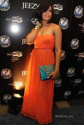 "Demetria McKinney attended ""Young Jeezy's Birthday Bash"""