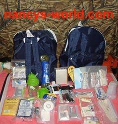 Bug Out Bag - 72 hour - Emergency survival pack - get home bag