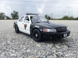 Morgantown Police Department, WV