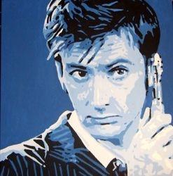 DR WHO-DAVID TENNANT