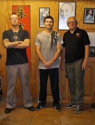 Ganging up on Paul Xmas 2011