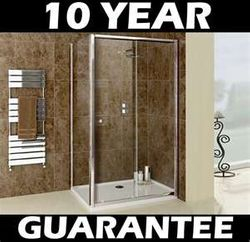 UK imported shower cubicles with 10years warranty