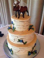 Birch Slice cake #2