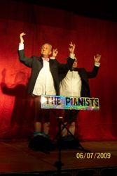 The Pianists - July 2009
