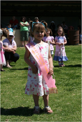 Miss Tiny Tot Winner -