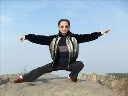Geng Shou Ling on Hua Guo mountain