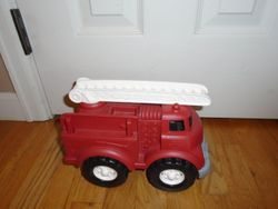Green Toys Fire Engine - $12