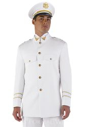White Cadet Uniforms!