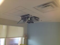 Projector at Miami Childrens