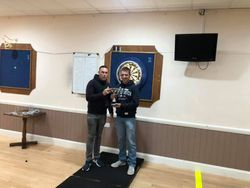 Pairs Knockout Winners
