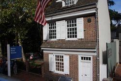 Philadelphia PA - Betsy Ross House