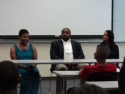 Career Professionals Panel