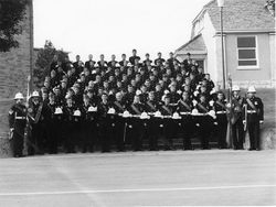 C Coy 40 Cdo 1980 Seaton Barracks