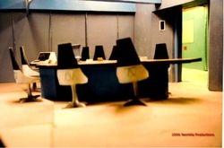 Cardboard Enterprise Corridors -pic 50
