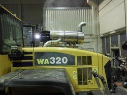 Komatsu WA320 Huss MK200
