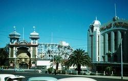116 South Pacific & Luna Park Melbourne 1956